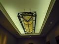 別館の照明です。