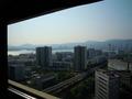 神戸港の様子です。