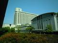 ホテル別館の外観です。