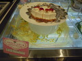 ショートケーキです。