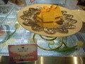 チーズケーキです。