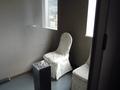 喫煙コーナーの椅子です。