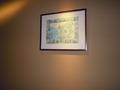 もうひとつ廊下の絵です。