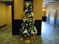 クリスマスツリーです。