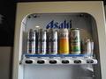 ビール販売機です。