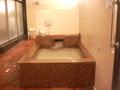 水風呂です。