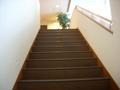 2階への階段です。