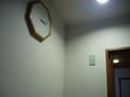 2階の時計です。