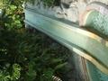 ジャングル風呂の滑り台