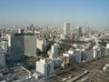 夜景の穴場かもしれません。部屋から東京タワーもみれます。