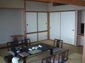 ファミリールームの和室