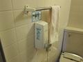 トイレの装備品