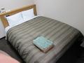 ベッドの様子(その2)