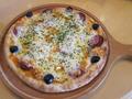 ホゥルス1Fにあるエスポアのピザ