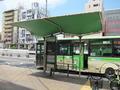 市営バス停が近い!