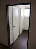 共同様式トイレの様子