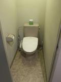 トイレルームの様子
