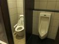 1F共同トイレ(男性)の様子