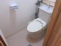 別館の共用トイレの様子
