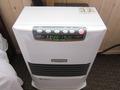 部屋の暖房器具の様子