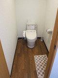 2F共同トイレの様子
