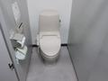共同トイレ(男子)の様子です。