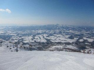 ペンション最寄のスキー場