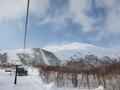 ホテル最寄の巨大スキー場