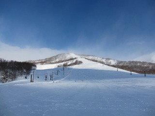 旅館最寄のスキー場
