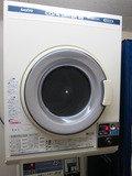 乾燥機の様子