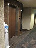 エレベーターホールの様子