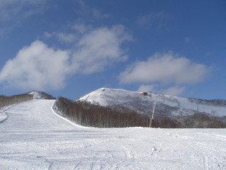 ホテル最寄のリゾートスキー場