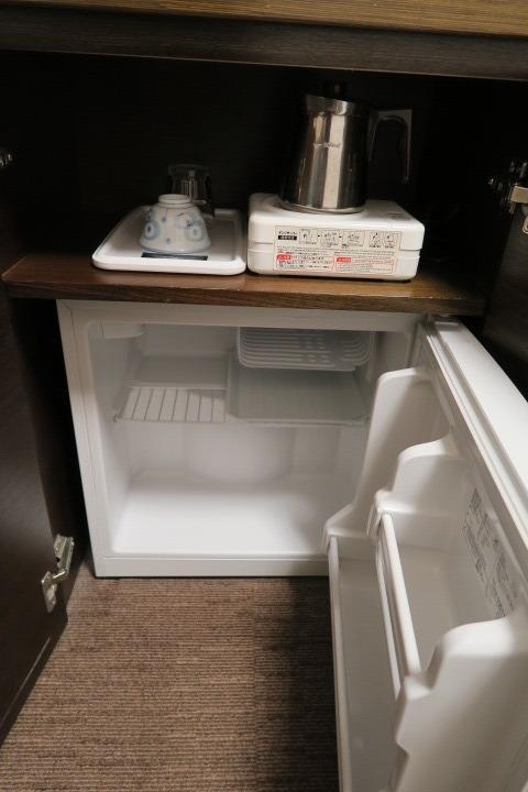 冷蔵庫の様子