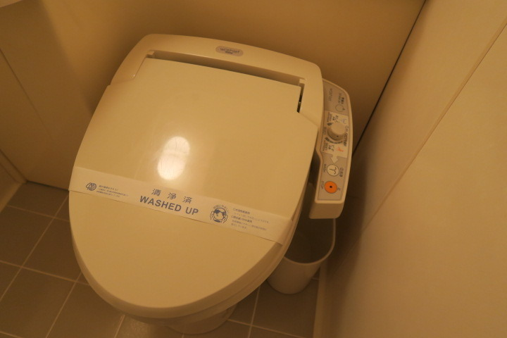 トイレの様子