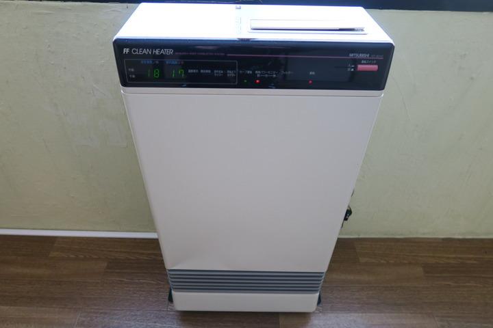 暖房器具の様子