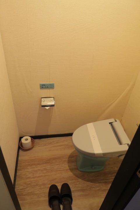 トイレ室の様子
