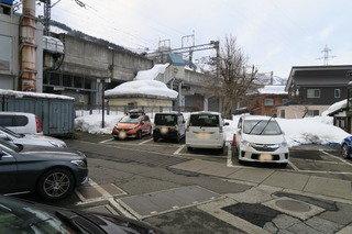写真クチコミ:駐車場の様子