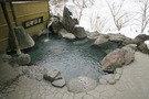 【日帰り利用】露天風呂の様子