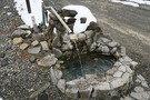 【日帰り利用】温泉採取所の様子