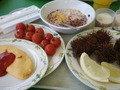 サンバレーの朝食です