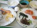 サンバレー バイキングの朝食