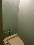 トイレの壁