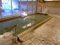 湯仙峡の風呂