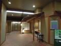 大浴場に通じる廊下
