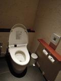レセプション横のトイレ その2