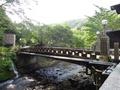 吉奈川にかかる橋