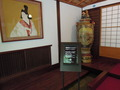 大正館芳泉の入り口