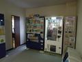 休憩所の奥にあった自動販売機コーナー