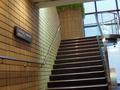 大宴会場へ続く階段