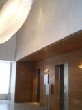 2階のエレベータホール